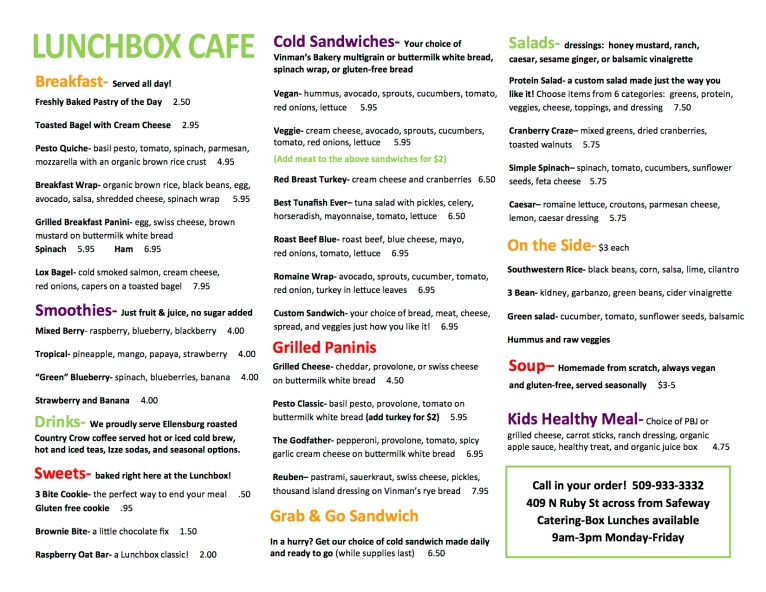 lunchbox-menu